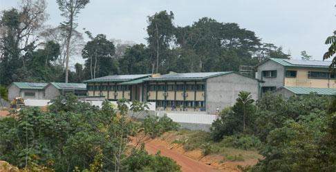 Planta solar hibrida en Guinea Ecuatorial