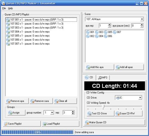 mp3 cd maker