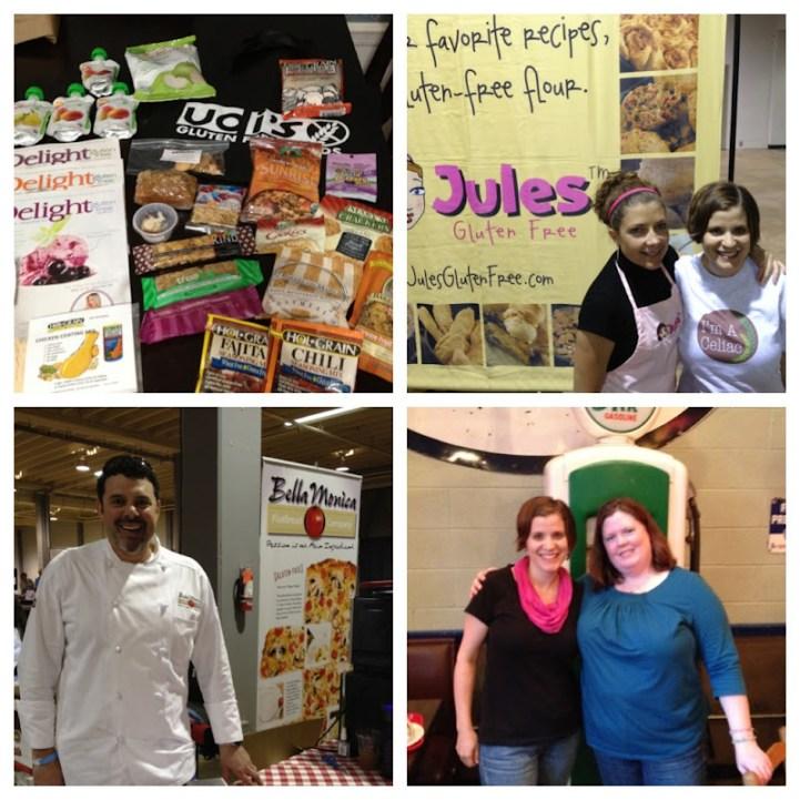 Gluten / Allergen Free Expo Charlotte NC 2012 Recap