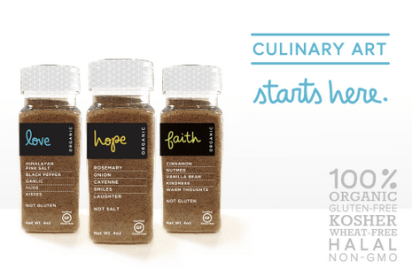 Virtuous Living Spices