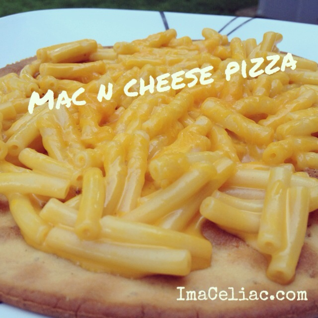 Mac n Cheese Pizza