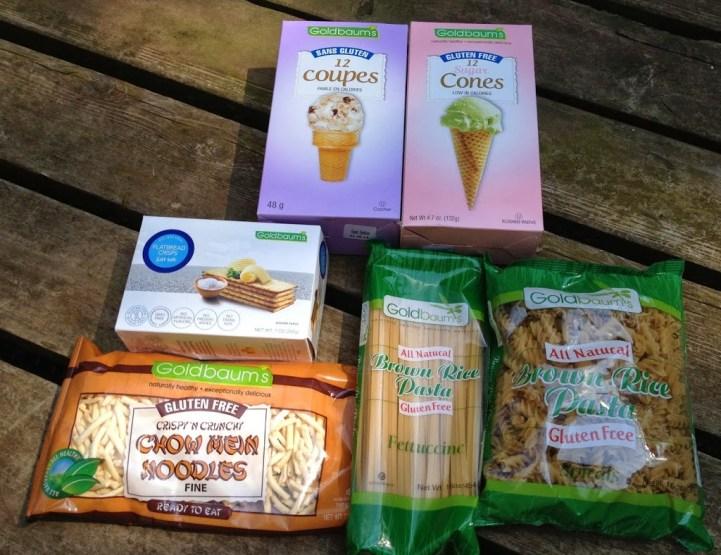 Goldbaums Gluten Free Products
