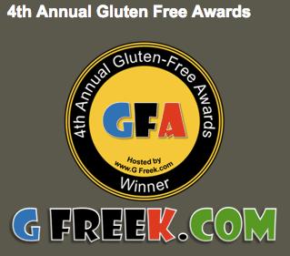 4th Annual Gluten-Free Awards