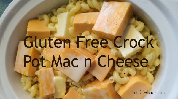 Gluten Free Crock Pot Mac n Cheese