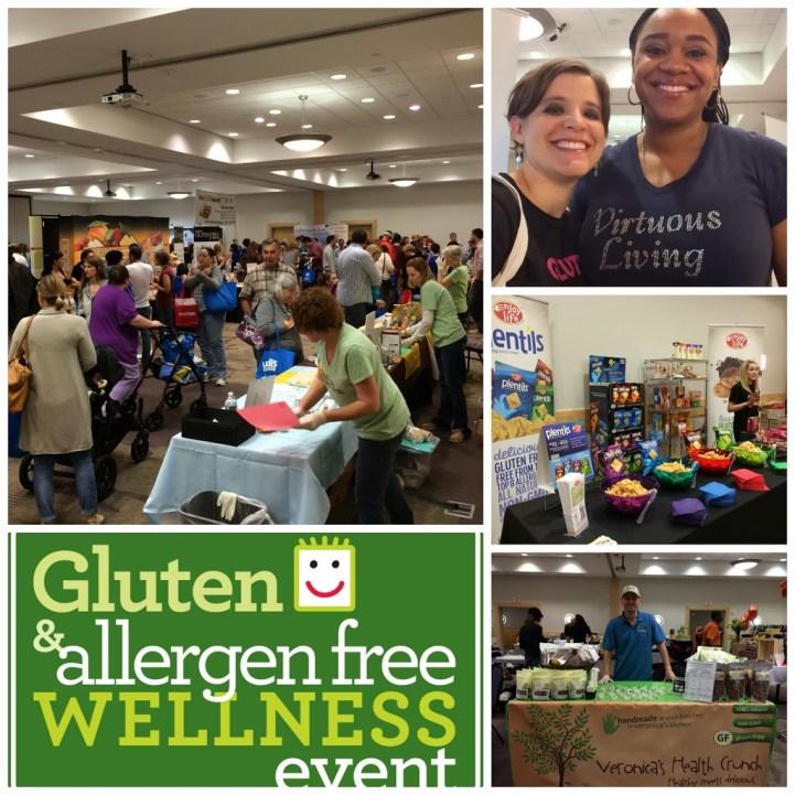 GFAF Wellness Event Charlotte 2014 Recap #GFAFEvent