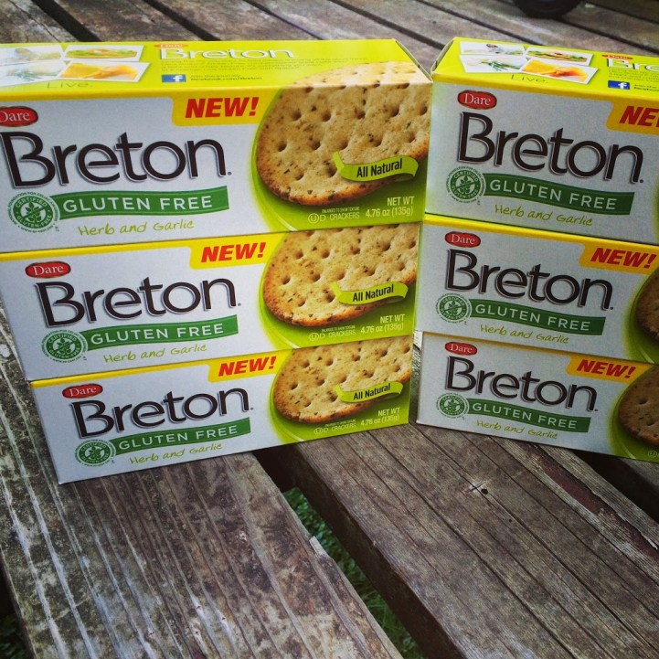 Breton Gluten Free Crackers     #review  #giveaway  #glutenfree