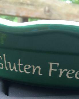 Gluten Free Pie Pan