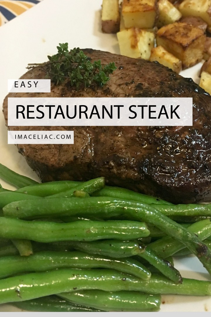 Restaurant Style Steak