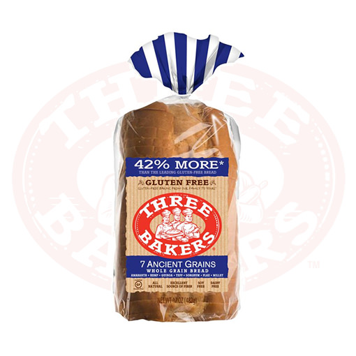Three Bakers Gluten Free GFreefor6 Giveaway