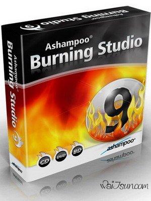 光盘刻录软件shampoo Burning Studio