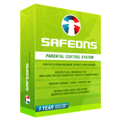 SafeDNS Giveaway - Free 1 Year License