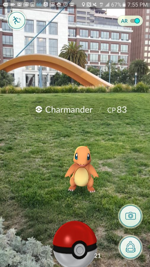 Download Pokemon GO 0.29.0 Apk