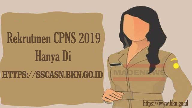 Rekrutmen CPNS Resmi