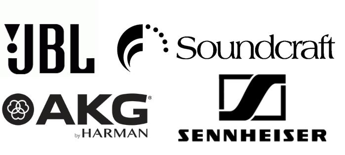 Een greep uit onze merken