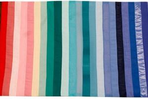 Large Color Flag, Light Color Flag, Personal Color Analysis, Color Drapes, Color Consultation, Colorimetria, Analisis de Color Personal, Curso Analisis de Color, Miami