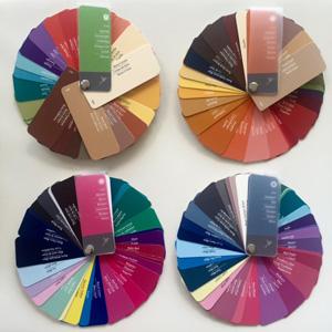 Personal Color Swatch, Personal Color Tools, Colorimetria, Analisis de Color