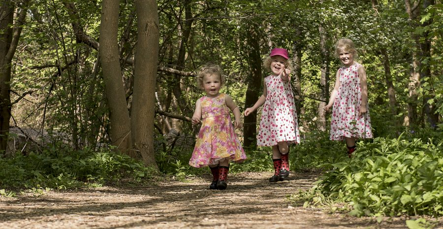 peterborough family enjoy photoshoot experience