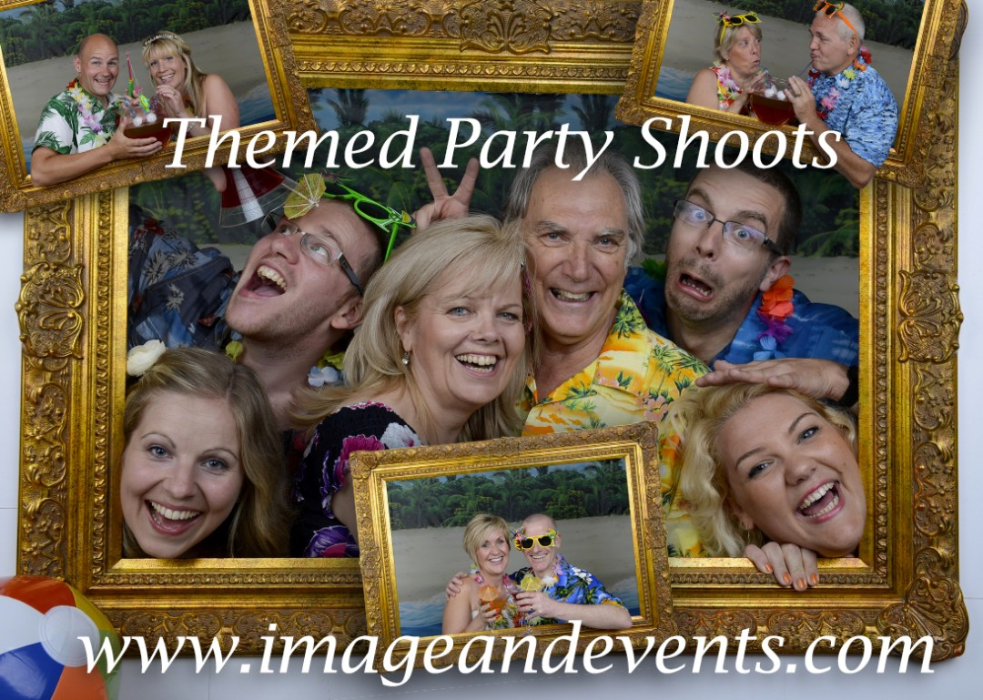 themed event or party photobooth from image and events