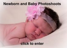 Newborn Baby and bump Photography