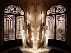 Mira Mandic Wedding Gown