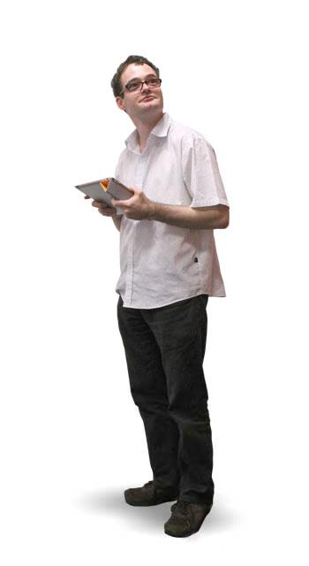 Andrew Burley - Hostmaster