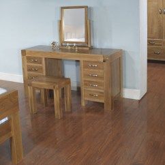 Bedroom Dressing Table Chair Ethan Allen Dining Chairs Rivermead Solid Modern Oak Furniture