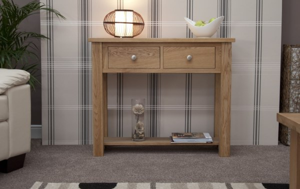Small Hallway Console Table