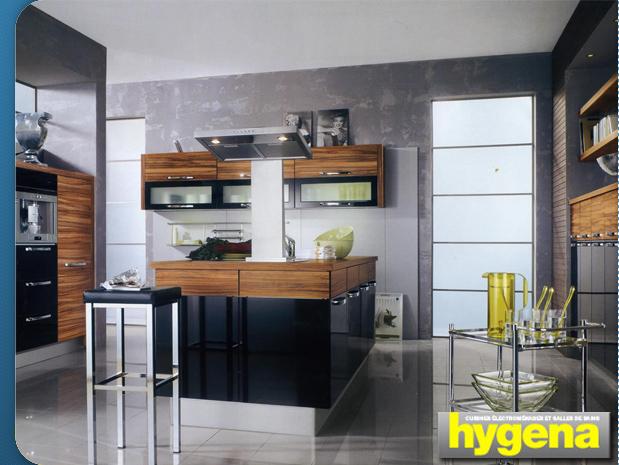 Hygena Cuisine Equipee Mobilier Salle De Bain Studio Creatif Imagein