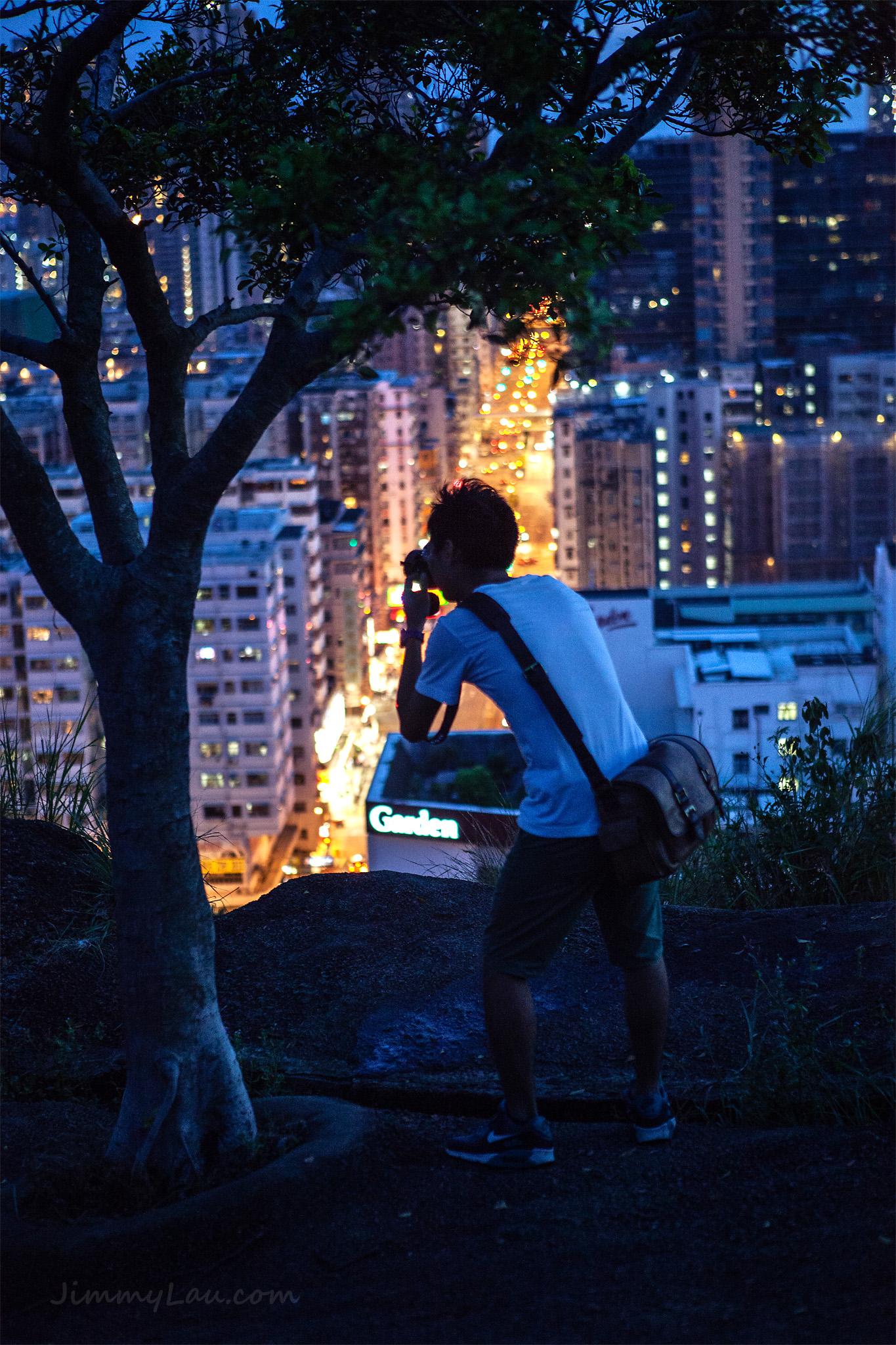 嘉頓山的日落 - 香港好去處   香港攝影景點 - ImageJoy