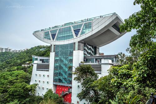 山頂盧吉道至薄扶林水塘 - 香港好去處   香港攝影景點 - ImageJoy
