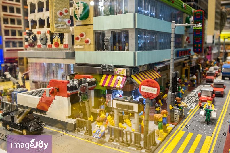 【朗豪坊Lego香港街景】不用航拍機也可高空拍攝旺角 - 香港好去處   香港攝影景點 - ImageJoy