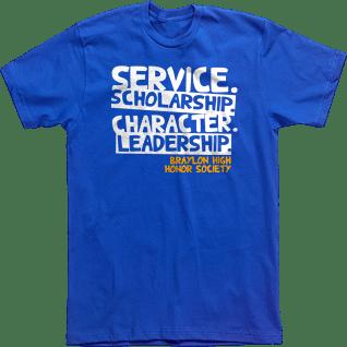 Image Market Student Council T Shirts Senior Custom TShirts High School Club TShirts