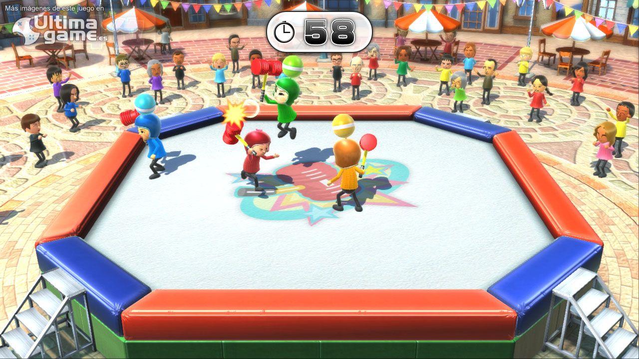 Imágenes de Wii Party U: Los originales nuevos minijuegos de Wii Party U, en imágenes
