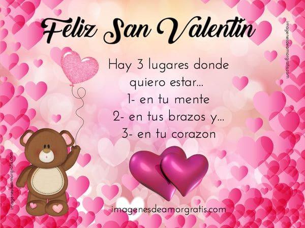 San Valentín Imágenes De Amor