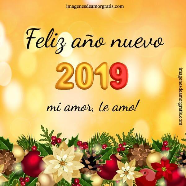 imagen ano nuevo 2019