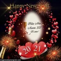 Imágenes de amor para Año Nuevo 2021