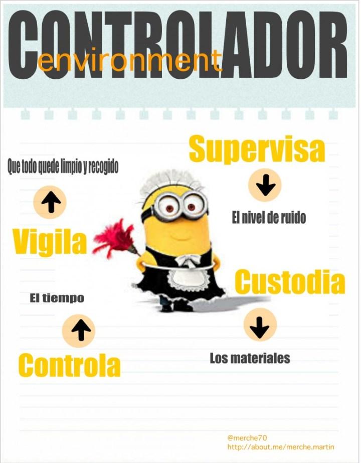 ROL DE CONTROLADOR