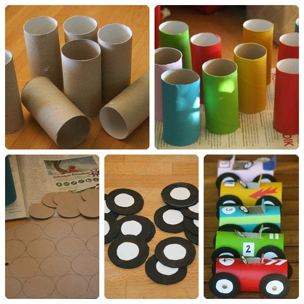 Jugetes material reciclado imagenes educativas for Ideas para decorar la casa con material reciclado