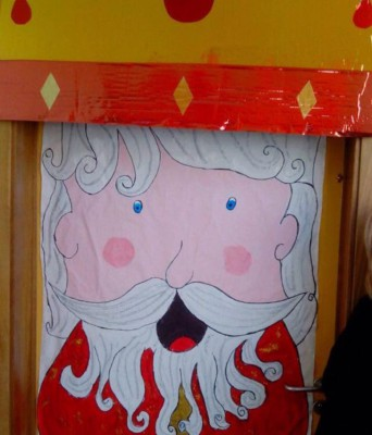 Manualidades navideñas puertas (5)