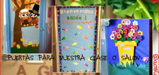 Puertas de Clase Collage
