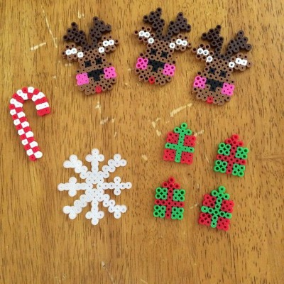 manualidades navideñas con hama (2)