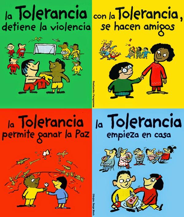 Tolerancia Imagenes Educativas