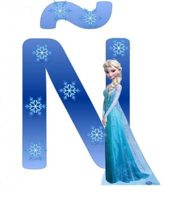 Abecedario Frozen (16)