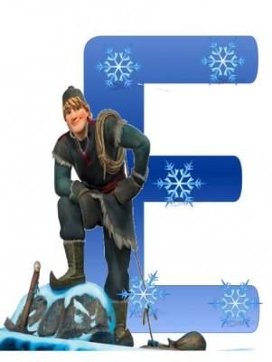 Abecedario Frozen (6)