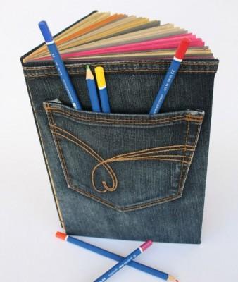 Colección de manualidades con pantalones vaqueros (12)