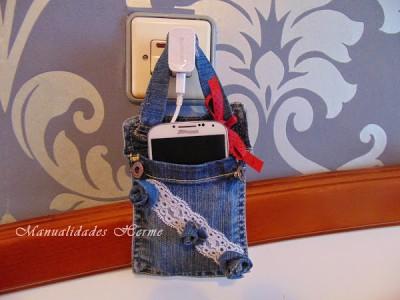 Colección de manualidades con pantalones vaqueros (17)