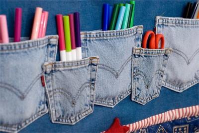 Colección de manualidades con pantalones vaqueros (7)