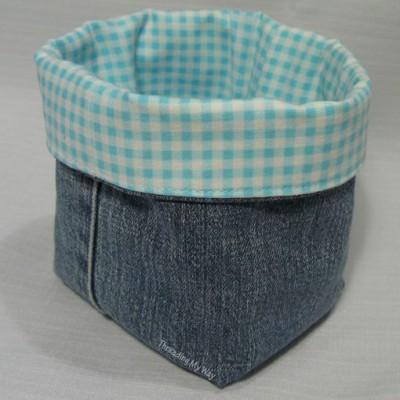 Colección de manualidades con pantalones vaqueros (8)