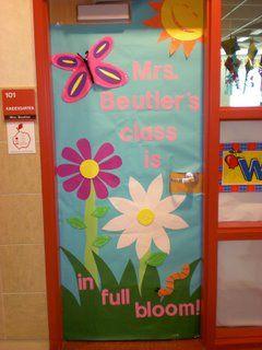 Decoracion puertas clase 24 imagenes educativas for Puertas decoradas para regreso a clases