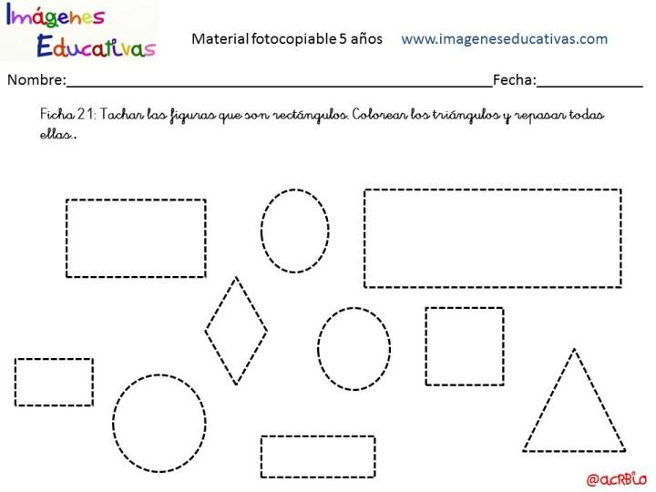 Cuadernillo de 40 actividades para 5 años, Educación Preescolar